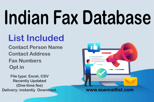 Indian Fax Database